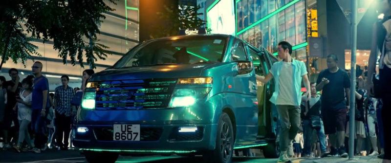 Carlsberg Taxi
