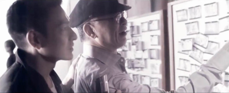 Andy Lau was involved in the Cariter advertisement
