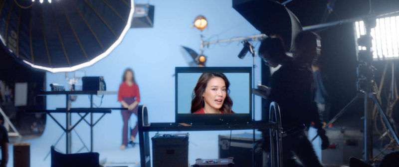 Twenty2 Production拍攝La Roche-Posay X 舒淇廣告