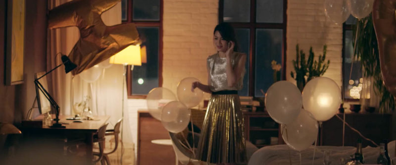 Twenty2 Production拍攝L'occitane en Provence X 周秀娜廣告