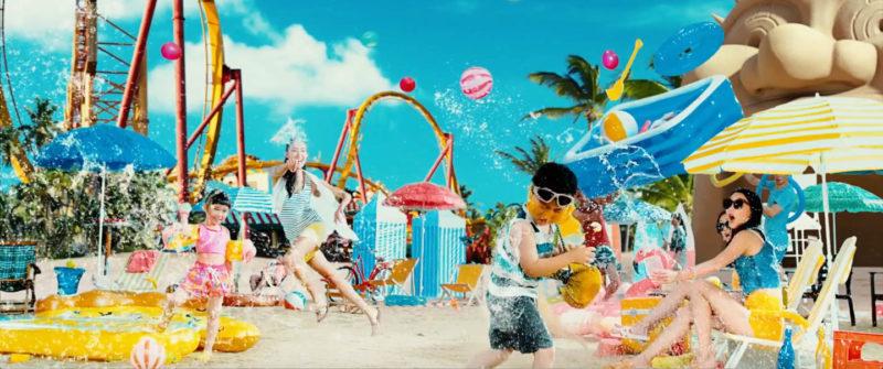 Twenty2 Production shoot Ocean Park advertising