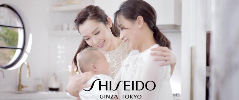 Twenty2 Production拍攝Shiseido X 李芯佳廣告