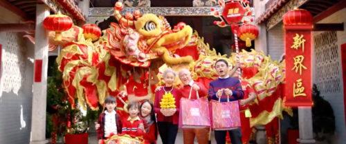 Wellcome - Lunar New Year