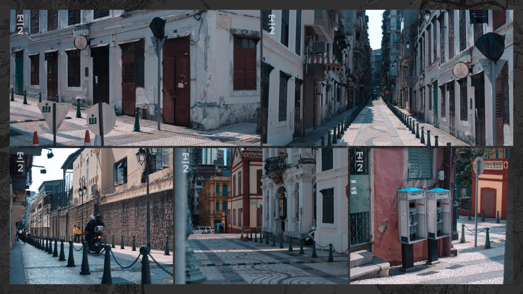 Macau's Film Locations