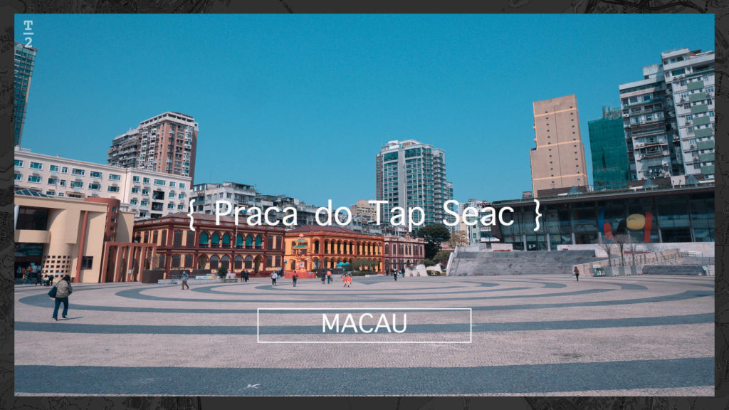 Macau's Film Locations