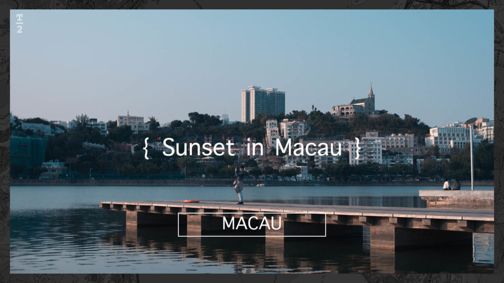 Macau Film Locations